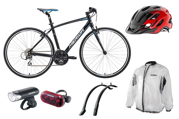 Cycling bundle recommendation for £500 budget