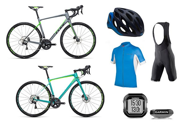 Cycling bundle recommendation for £2000 budget