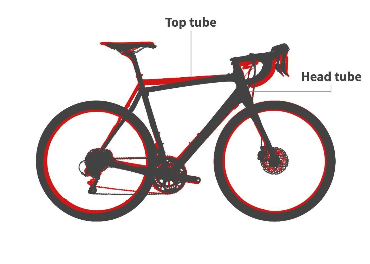 Comparison of racing and endurance road bikes