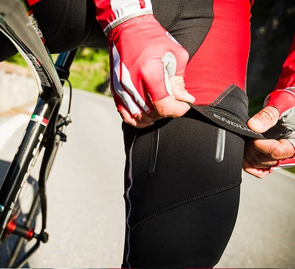 Endura cycling tights