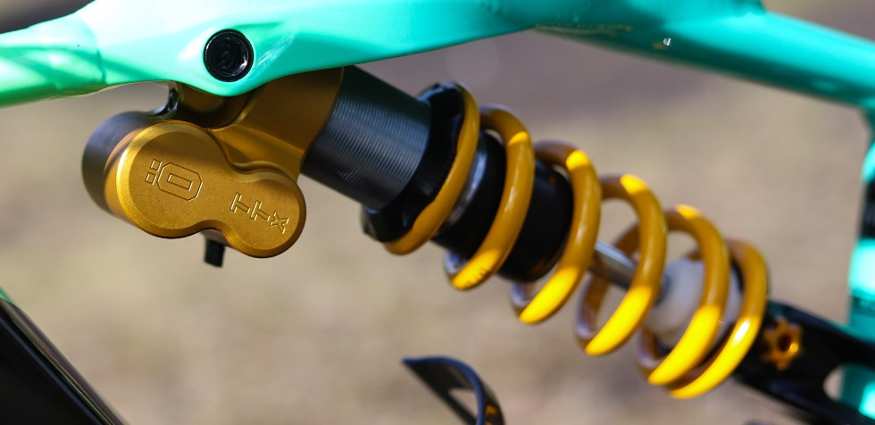 Specialized Turbo Kenevo Ohlins TTX shock