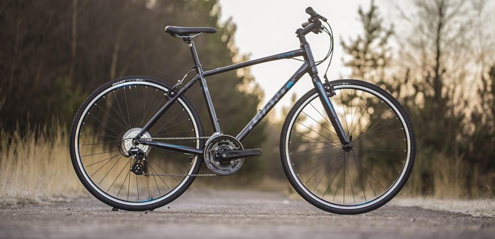 Giant Escape Hybrid Bike Review Tredz