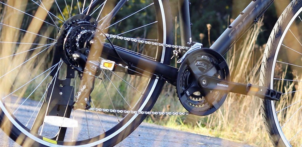 Specialized Sirrus groupset