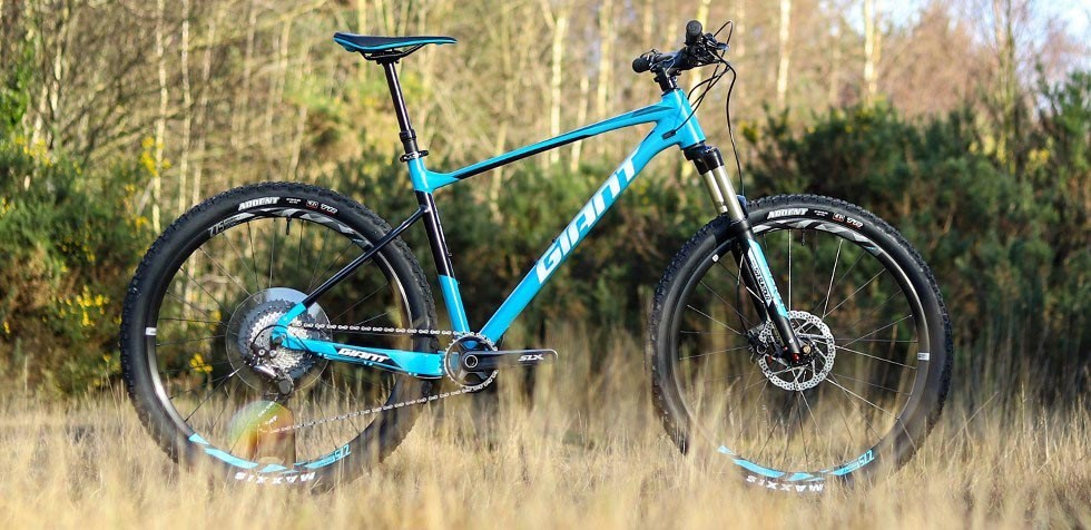 Giant Fathom Review | Tredz Bikes