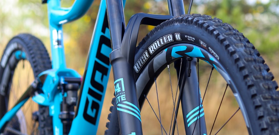 Giant Trance 2018 wheels