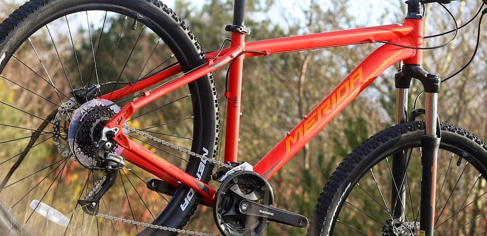 Merida Big Seven Review | Tredz Bikes
