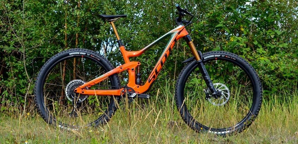 6ac6bc7d234 Scott Ransom Review | Tredz Bikes
