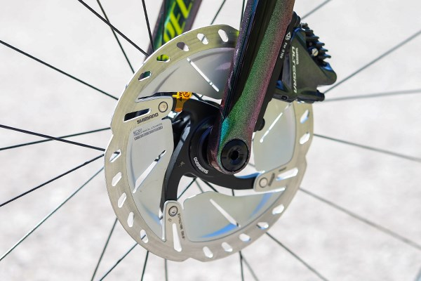 Specialized Tarmac disc brake