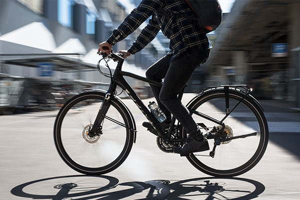 Hybrid Bike Size Guide | Tredz