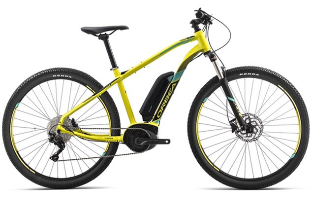 Orbea Keram 20 27.5in 2018 - Electric Mountain Bike