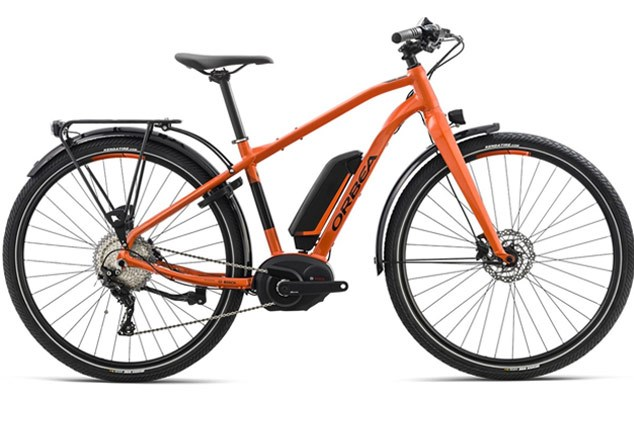 Orbea Keram Asphalt 10 2018 - Electric Hybrid Bike