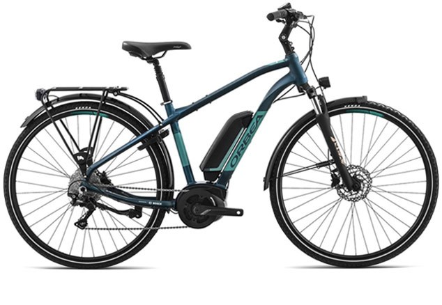 Orbea Keram Comfort 20 2018 - Electric Hybrid Bike