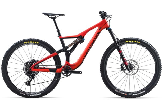 Orbea Rallon M10 Mountain Bike 2018 - Enduro Full Suspension MTB