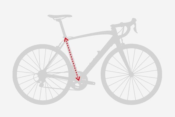 Road Bike Size Guide | Tredz Bikes