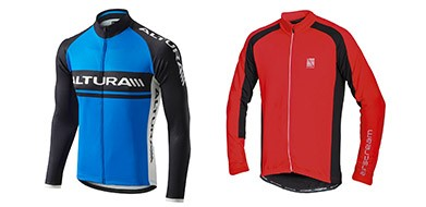 Altura Long Sleeve Jerseys