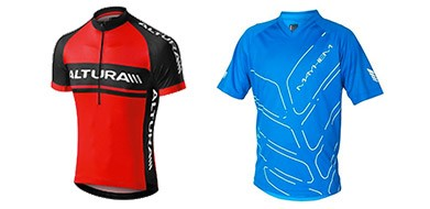 Altura Short Sleeve Jerseys