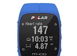 POLAR HEART RATE COMPUTERS