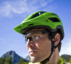 Bike helmet guide