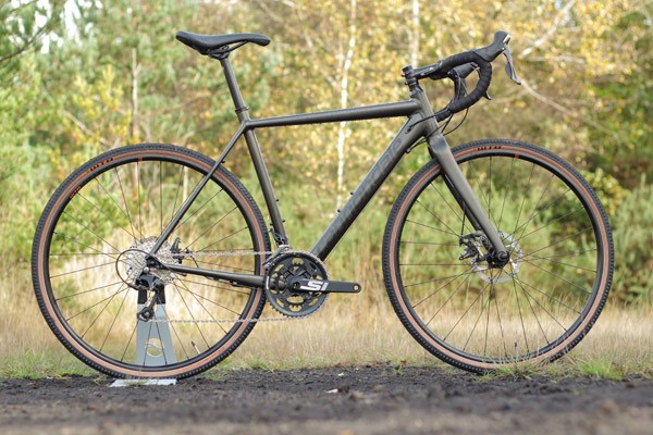 Cannondale CAADX road bike