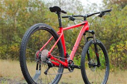 Cannondale Trail 3 29er Mountain Bike 2018 Back