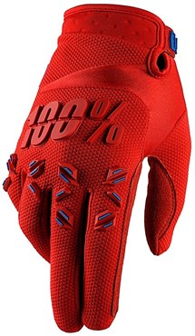 100% Airmatic Youth Long Finger MTB Gloves