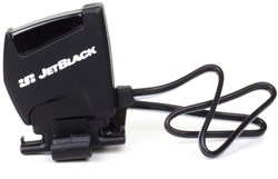 JetBlack Speed Sensor Whisper Drive Dual Band Technology (Bluetooth / ANT+)