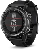 Product image for Garmin Fenix 3 Sapphire Wrist Heart Rate Fitness Watch Performer Bundle