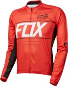 Fox Clothing Ascent Long Sleeve Cycling Jersey AW16