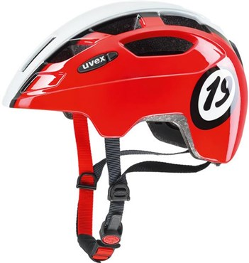 Uvex Finale Junior LED Cycling Helmet 2017