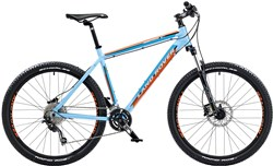 "Land Rover Six 50 Seres C 27.5"" Mountain Bike 2017 - Hardtail MTB"