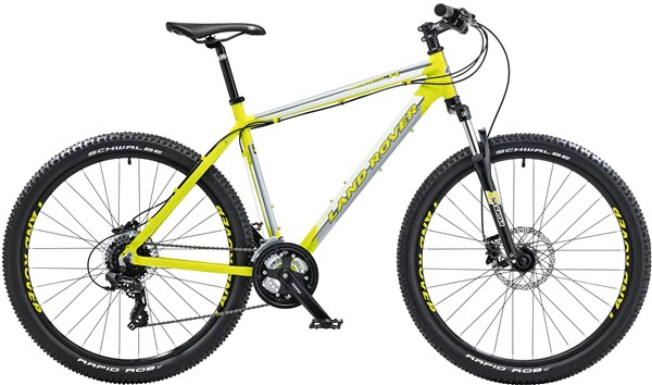 "Land Rover Six 50 Seres X 27.5"" Mountain Bike 2017 - Hardtail MTB"
