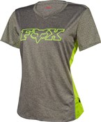 Fox Clothing Indicator Womens Short Sleeve Cycling Jersey AW16