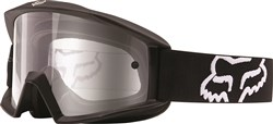 Fox Clothing Main Youth Goggles AW16