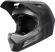 Product image for Fox Clothing Rampage Comp Black Full Face MTB Helmet SS18