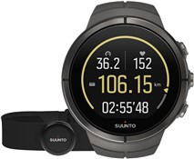 Suunto Spartan Ultra Stealth Titanium (HR) Heart Rate and GPS Smart Watch