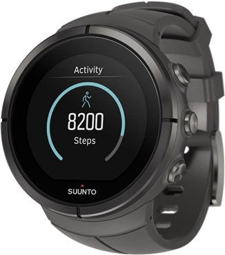 Suunto Spartan Ultra Stealth Titanium GPS Touch Screen Multi Sport Watch