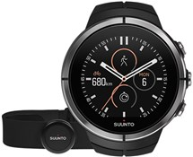 Suunto Spartan Ultra Black (HR) Heart Rate and GPS Touch Screen Multi Sport Watch