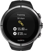 Product image for Suunto Spartan Ultra Black GPS Touch Screen Multi Sport Watch