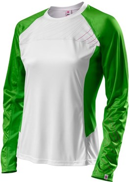 Specialized Andorra Comp Womens Long Sleeve Cycling Jersey 2015