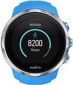 Suunto Spartan Sport Blue (HR) Heart Rate and GPS Touch Screen Multi Sport Watch