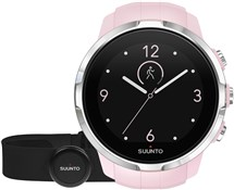 Product image for Suunto Spartan Sport Sakura (HR) Heart Rate and GPS Touch Screen Multi Sport Watch