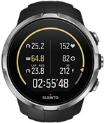 Suunto Spartan Sport Black GPS Touch Screen Multi Sport Watch