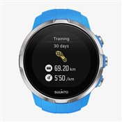 Product image for Suunto Spartan Sport Blue GPS Touch Screen Multi Sport Watch
