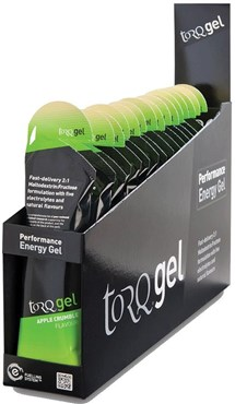 Torq Energy Gel - Box of 15 x 45g