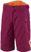 Scott Trail 20 Loose Fit With Pad Womens Baggy Cycling Shorts