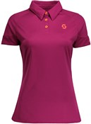 Product image for Scott Trail MTN 30 Short Sleeve Womens Cycling Polo Shirt