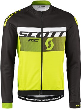 Scott RC AS Long Sleeve Cycling Shirt / Jersey