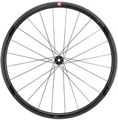 3T Discus C35 LTD Stealth Road Clincher Wheel