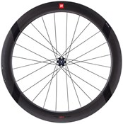 3T Discus C60 Team Stealth Clincher Road Wheel