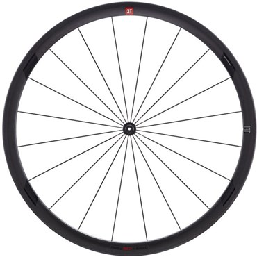 3T Orbis II C35 Team Stealth Clincher Road Wheel